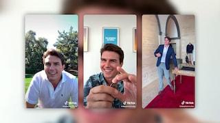 Sembra Tom Cruise ma è un fake: su TikTok i video del finto attore creati con gli algoritmi