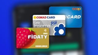 Da oggi per avere il cashback di stato puoi pagare anche con le carte del supermercato