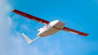 Questo drone autonomo consegna i vaccini anti covid paracadutandoli dal cielo