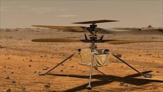 Presto il decollo del primo elicottero su Marte: la Nasa ha svelato come e quando succederà