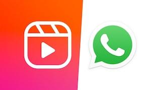 Presto ti troverai i Reel di Instagram tra le conversazioni di WhatsApp