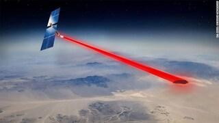 Questo pannello solare spaziale può spedire energia sulla Terra con le microonde
