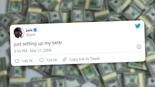 Il primo tweet mai twittato è in vendita all'asta: vale 1 milione e mezzo di dollari