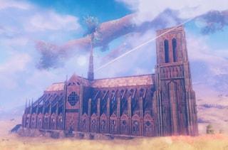 In Valheim un utente ha ricostruito la cattedrale di Notre Dame