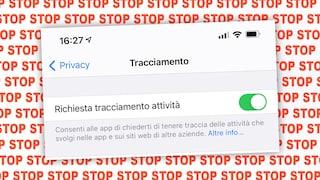 Perché il blocco del tracciamento dei tuoi dati su iOS 14.5 è importante (e come si fa)