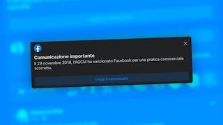 Cos'è il banner che è apparso su Facebook e cosa cambia per il tuo profilo