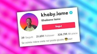 Khaby Lame è il tiktoker italiano più seguito al mondo
