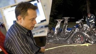 """Elon Musk sull'incidente mortale Tesla in USA: """"Il pilota automatico non era attivo"""""""
