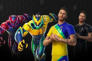 Ecco la skin di Neymar su Fortnite: come averla