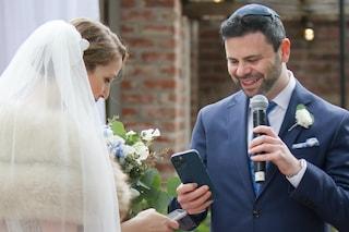 Una coppia si è sposata scambiandosi anelli NFT sulla blockchain