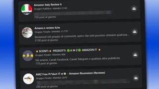 Facebook ha rimosso 16mila gruppi di recensioni false, ma in Italia se ne trovano ancora