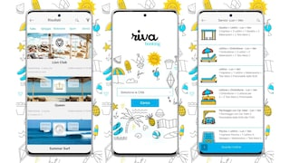 Questa app ti permette di prenotare lettini, ombrelloni e servizi in 500 spiagge d'Italia