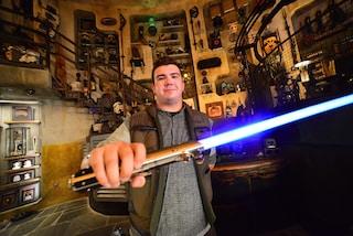 Disney sta lavorando su una spada laser con lama estendibile: ecco come funziona