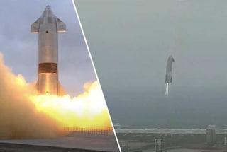 La Starship SN15 è atterrata: SpaceX entra nella storia con il primo test di successo del suo razzo