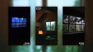 Cos'è e come si partecipa alla challenge delle finte finestre proiettate che spopola su TikTok