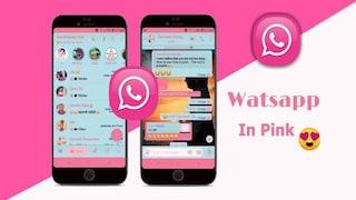 Se ti arriva un link per scaricare WhatsApp in rosa, non seguirlo: è un virus