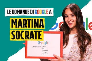 """La tiktoker Martina Socrate: """"Sono felice di far sorridere le persone quando ne hanno bisogno"""""""