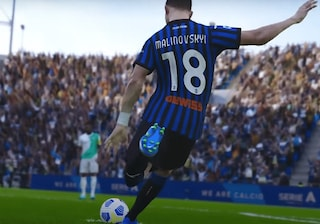 Anche l'Atalanta diventa esclusiva di PES (e non sarà in FIFA 22)