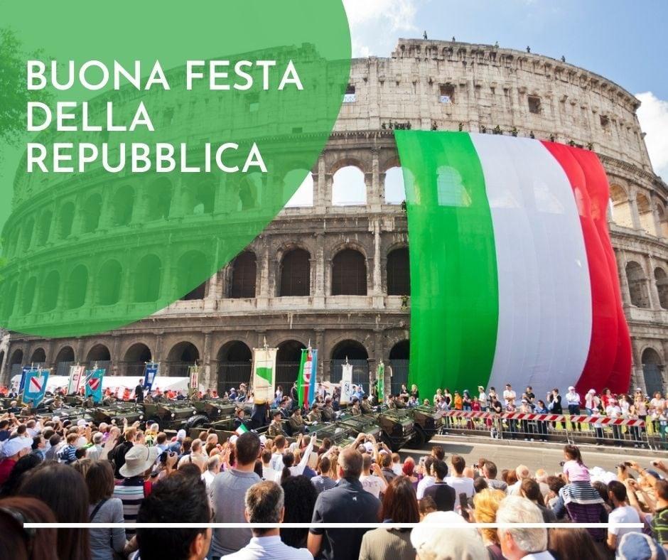 Festa della Repubblica, immagini per il 2 giugno