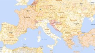 Su Google Maps puoi vedere i casi di Covid in Italia e in Europa (e pianificare i viaggi)