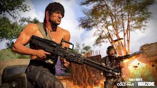 Call of Duty omaggia gli anni '80: come avere le skin di Rambo e Die Hard