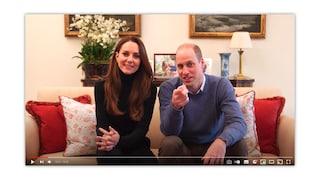 William e Kate sono diventati youtuber: di cosa parlerà il loro canale