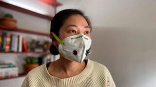 Questa mascherina può diagnosticarti la Covid analizzandoti il respiro