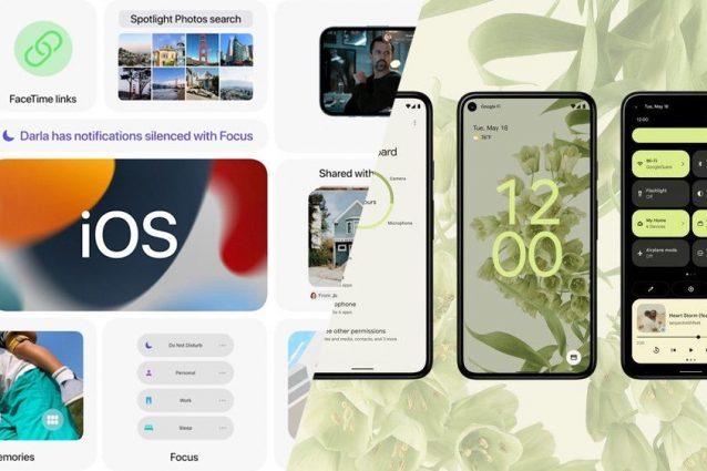 Con iOS 15 Apple ha smesso di copiare Android e ha trovato la sua strada