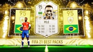 Ora puoi vedere cosa contengono i pacchetti di FIFA 21 prima di comprarli