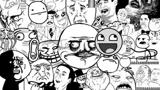 La storia dei meme stilizzati in bianco e nero che descrivono frustrazioni e quotidianità di tutti