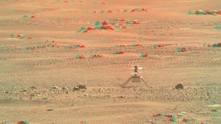 Le spettacolari foto 3D di Marte scattate dal rover della NASA