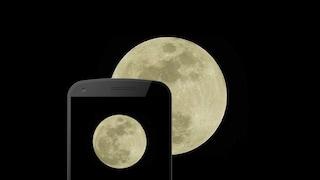 Stasera c'è la Superluna Fragola: come fotografarla con il tuo smartphone