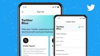 È arrivato Twitter a pagamento: si chiama Twitter Blue, ecco cosa offre