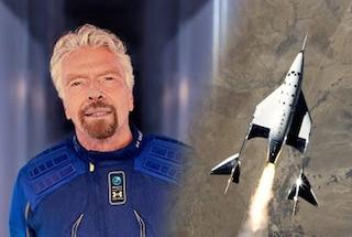 Chi sono i tre italiani che andranno nello spazio con Virgin Galactic