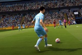 Tutto quello che c'è da sapere su FIFA 22, dall'HyperMotion all'intelligenza artificiale