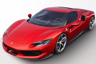 Adesso in Fortnite puoi guidare una Ferrari 296 GTB