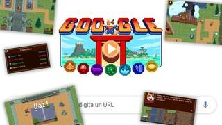 Il Doodle di Google di oggi è un videogioco sulle Olimpiadi: come si gioca