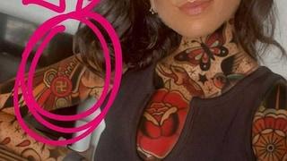 Crea un filtro che tatua una svastica sul braccio, ma per Instagram non viola le regole