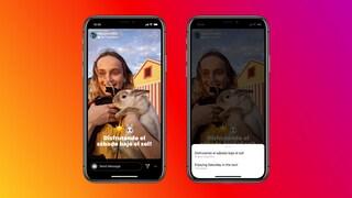 Ora Instagram traduce le storie nella tua lingua