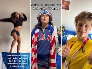 9 atleti delle Olimpiadi da seguire su TikTok
