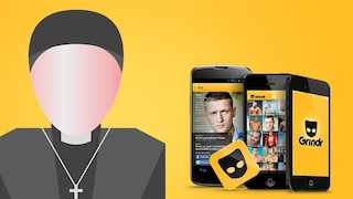 Usano i dati dello smartphone per costringere il prete a dimettersi: frequentava app e locali gay