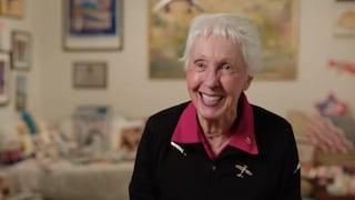 Doveva essere una delle prime donne nello spazio, oggi Wally Funk sarà la più anziana tra le stelle