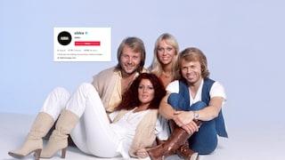 Gli ABBA hanno aperto un profilo su TikTok: il primo video è un tuffo nel passato