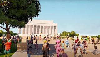C'è un museo dedicato a Martin Luther King dentro a Fortnite