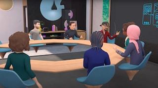 Facebook lancia le riunioni aziendali in realtà virtuale: ecco Horizon Workrooms