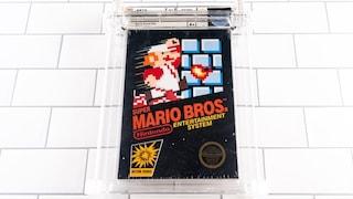 Questa copia di Super Mario Bros vale 2 milioni di dollari