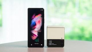 Ecco Samsung Galaxy Z Fold3 5G e Z Flip3 5G: quanto costano i nuovi smartphone pieghevoli