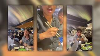 Questo trend di TikTok sta facendo infuriare i ristoratori di sushi
