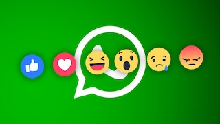 Su WhatsApp arrivano le reazioni ai messaggi (come su Facebook)