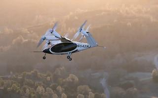 La NASA sta testando un nuovo taxi volante